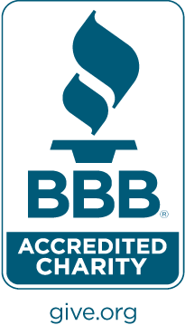 BBB Acredited Charity - give.org